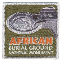 African Burial Ground National Monument Patch