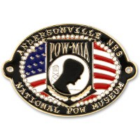 Andersonville NHS POW Museum Hiking Stick Medallion
