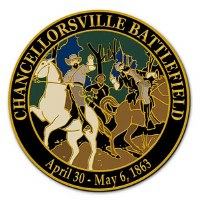 Chancellorsville Battlefield Collectible Magnet