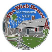 The Wick House Pin