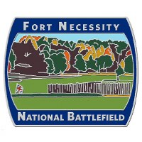 Fort Necessity Autumn Pin
