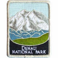 Denali National Park Patch