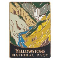Yellowstone National Park Pin