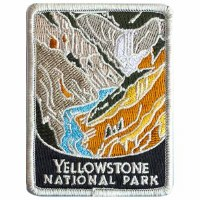 Yellowstone National Park Patch