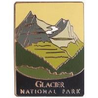 Glacier National Park Pin