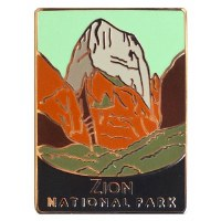 Zion National Park Pin