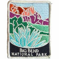 Big Bend National Park Patch