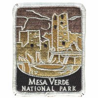 Mesa Verde National Park Patch