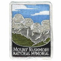 Mount Rushmore National Memorial Patch