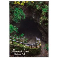 Mammoth Cave Historic Entrance Magnet