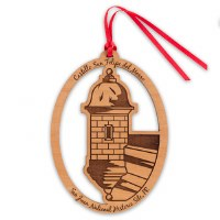 San Juan National Historic Site Felipe Del Morro Ornament