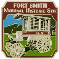 Fort Smith National Historic Site Magnet