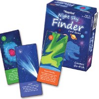 Night Sky Finder Card Game