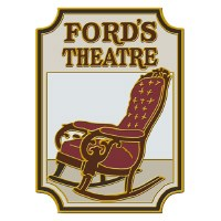 Ford's Theatre National Historic Site Lapel Pin