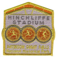 Hinchliffe Stadium Patch