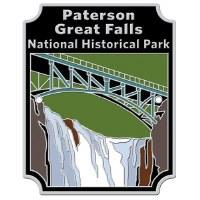 Paterson Great Falls Hiking Stick Medallion