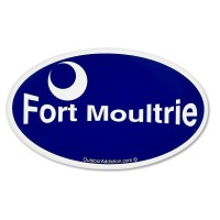 Fort Moultrie Sticker