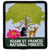Ozark-St. Francis NF Patch
