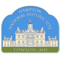 Hampton National Historic Site Collectible Lapel Pin: Ridgely Mansion
