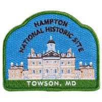 Hampton National Historic Site Patch: Ridgely Mansion