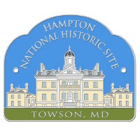 Hampton National Historic Site Hiking Stick Medallion