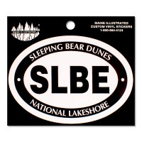 Sleeping Bear Dunes Decal