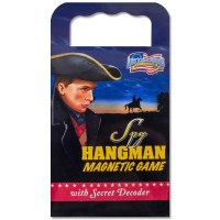 Spy Hangman Magnetic Game