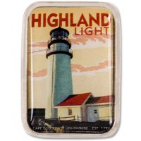 Highland Lighthouse Lapel Pin