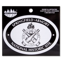 Springfield Armory National Historic Site Decal