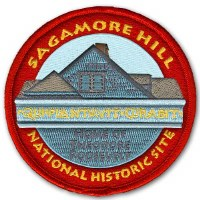 Sagamore Hill National Historic Site Embroidered Patch