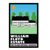 William Floyd Estate Fire Island National Seashore Pin