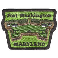 Fort Washington Collectible Patch