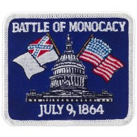 Battle of Monocacy Patch