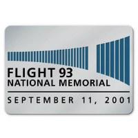 Flight 93 National Memorial Logo Collectible Lapel Pin