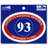 Flight 93 National Memorial Decal