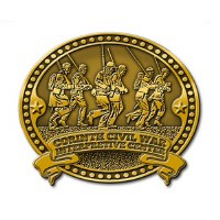 Corinth Civil War Interpretive Center Collectible Lapel Pin
