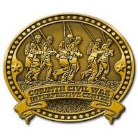 Corinth Civil War Interpretive Center Collectible Magnet