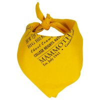 Mammoth Cave Gold Bandana