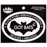 Blanchard Springs Caverns Decal