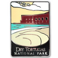 Dry Tortugas National Park Pin