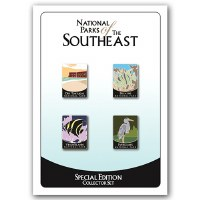 National Parks of the Southeast Pins - Special Edition Collector Set