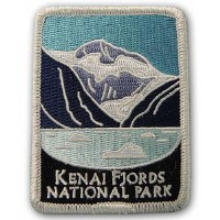 Kenai Fjords National Park Patch