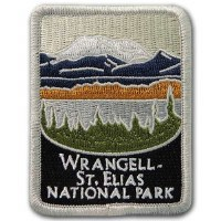 Wrangell St.-Elias National Park Patch