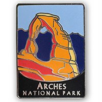 Arches National Park Pin