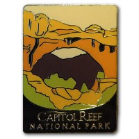 Capitol Reef National Park Pin