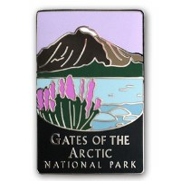 Gates of the Arctic National Park Pin