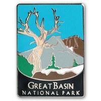 Great Basin National Park Pin