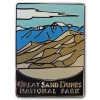 Great Sand Dunes National Park Pin