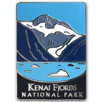 Kenai Fjords National Park Pin