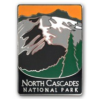 North Cascades National Park Pin